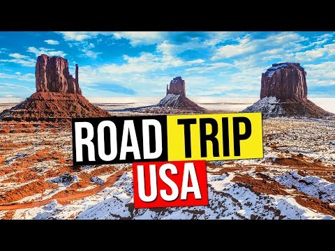 ROAD TRIP WEST USA  2016 (Las Vegas, Grand Canyon NP, Monument Valley, Horseshoe Bend, etc...)