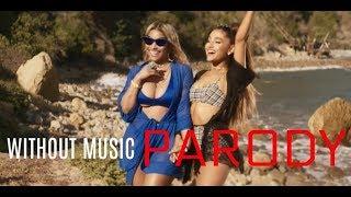 """BED"" - Nicki Minaj, Ariana Grande (WITHOUT MUSIC PARODY)"