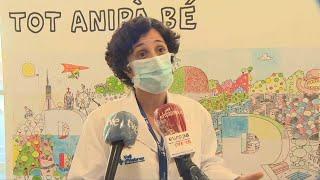 Doctora señala la importancia del Día Mundial del Niño Hospitalizado