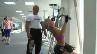 Дания Тлеумбетова - чемпионка Мира и Азии по бодибилдингу и фитнесу