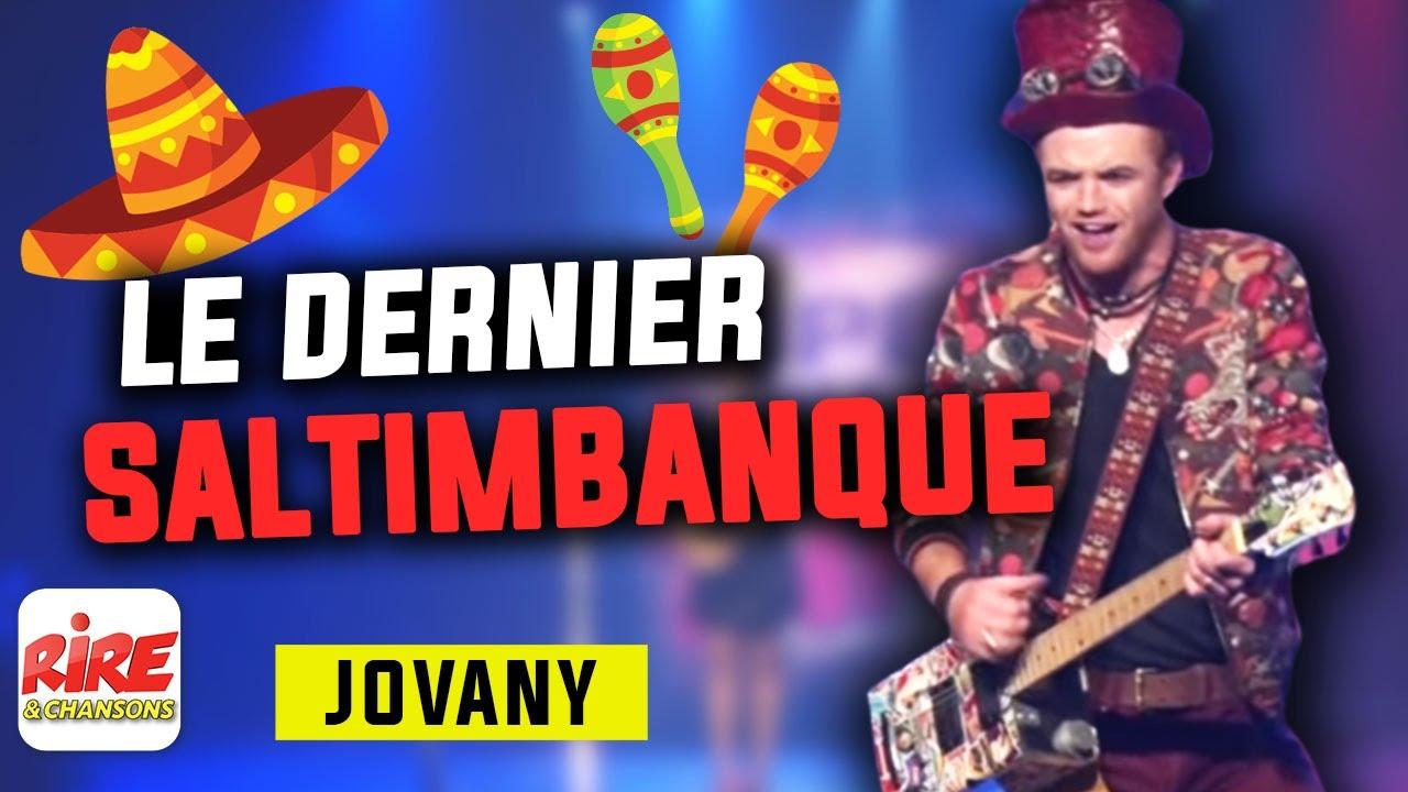 JOVANY sur scène - Son sketch aux Open du rire de Rire & Chansons