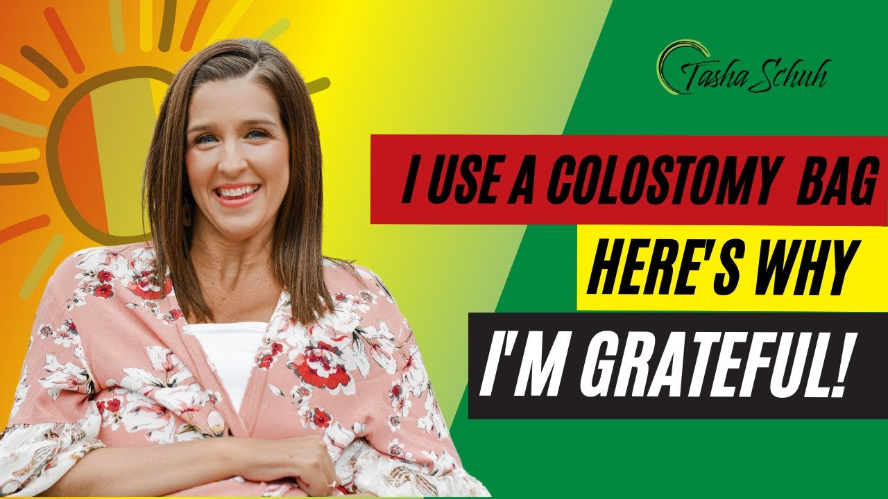 I Use a Colostomy Bag. Here's Why I'm Grateful!