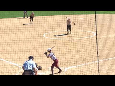 4/17/17 - Womens Softball - UW-La Crosse 5, UW-Oshkosh 0