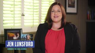 Jen Lunsford for State Assembly Introduction