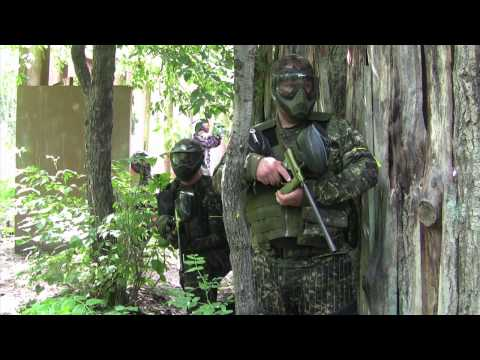 Jungle Rumble 28 Days Later Scenario Paintball Game