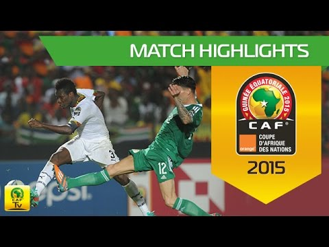 Ghana - Algérie | CAN Orange 2015 | 23.01.2015