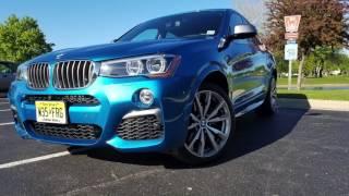 2017 BMW X4M 40i за что вы так с нами