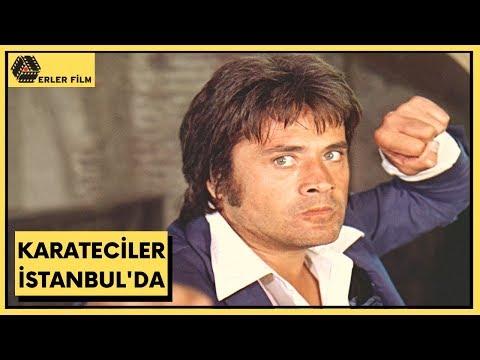Karateciler İstanbul'da | Cüneyt Arkın, Helen Poon | Türk Filmi | Full HD