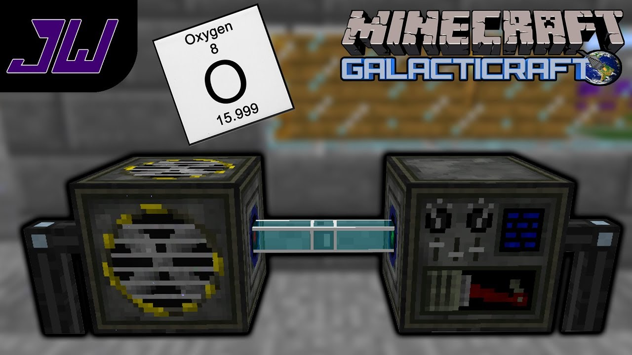 OXYGEN SYSTEMS ARE COMPLETE! | Minecraft Galacticraft Mod | Episode 4