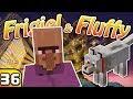 FRIGIEL & FLUFFY : L'ARBRE GÉANT | Minecraft - S5 Ep.36