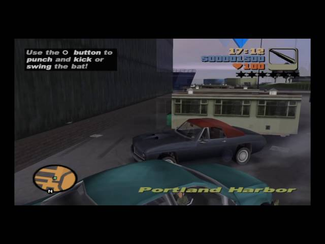 Grand Theft Auto 3 Dont spank ma bitch up full mission
