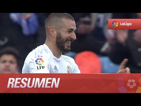 Cuplikan Gol Getave vs Real Madrid Video Hasil Liga Spanyol
