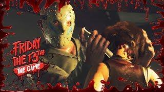 Jason EL DOCTOR está aquí | Friday the 13th: THE GAME - DESAFÍO 9