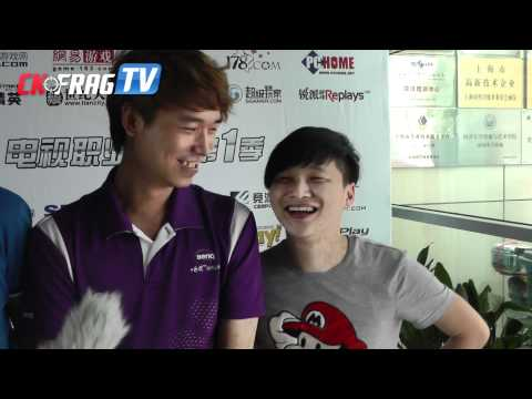 cnFrag.com - Interview with ex-wNv.Gaming at K1 League 2012 Season1