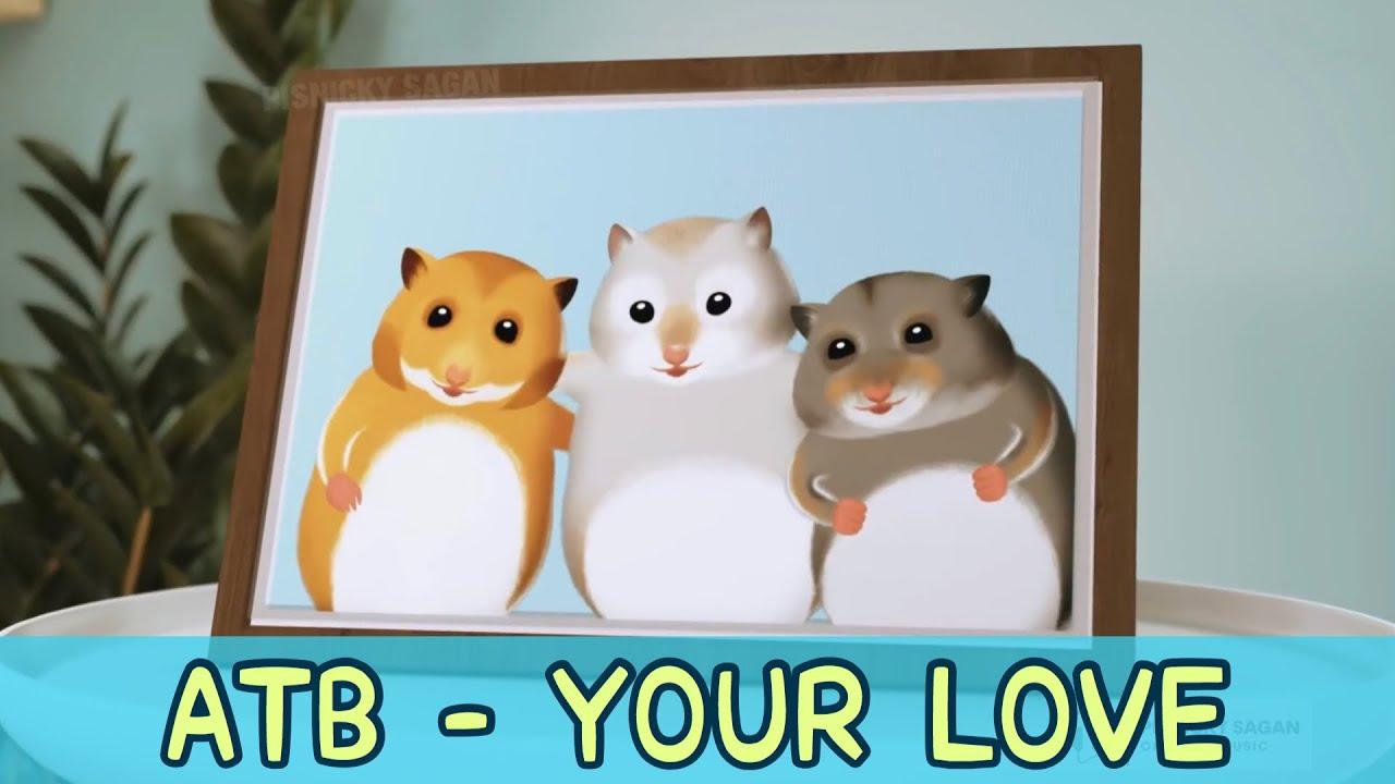 ATB - Your Love + Dedoles Cover ( Detske animovane Rozpravky a Pesnicky )
