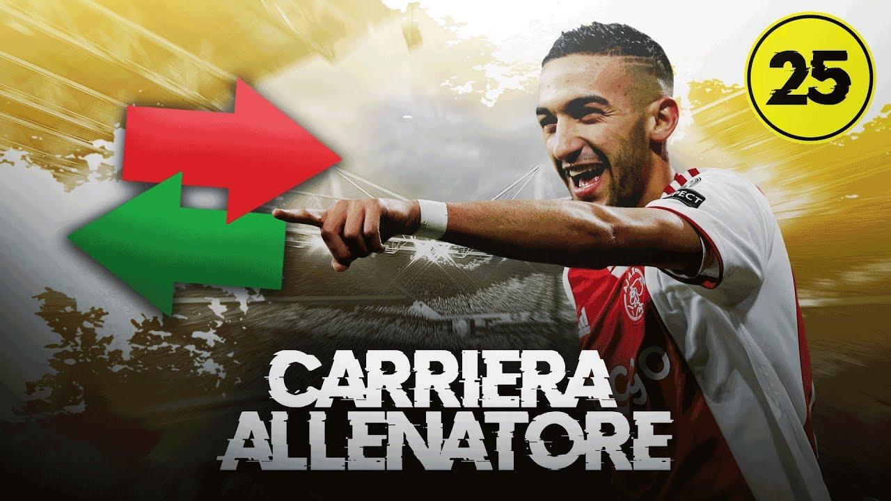 PRESO ZIYECH!! - La mia Carriera #25 (FIFA 19) - YouTube