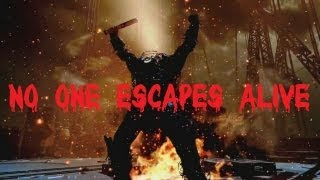 Mob of the Dead: No One Escapes Alive on the Golden Gate Bridge - 4 Electric Chairs