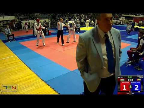 327s-Zdravkov, Teodor  (BUL) vs Soós, Roland  (HUN) 7-4 PTF