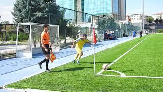 Ankaragü adına kaçan gol pozisyonu