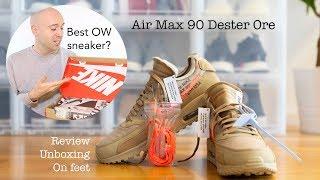 air max 90 desert ore uomo