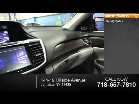 2017 Honda Accord Jamaica NY U258897