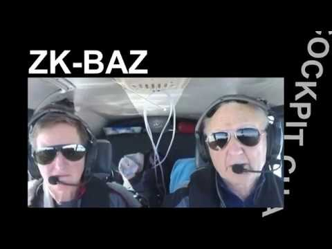 Cockpit Chat 07 - KLHV - William T Piper Memorial Airport - Lock Haven   ZK BAZ - Bazflyers