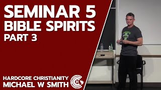 Seminar Bible Spirits Part 3 112720: Jealousy.Envy.Heaviness.Antichrist.Deaf and Dumb