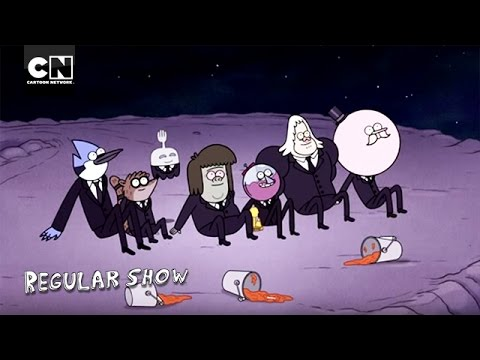 A Night To Remember I Regular Show I Cartoon Network