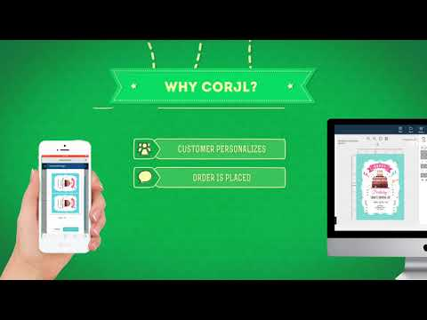 What is Corjl? For sellers, it's a life-changing personalization platform that grows the business.