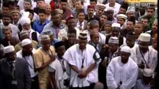 Divine Love And African Ahmadis Determination - Jalsa Salana UK-2010.