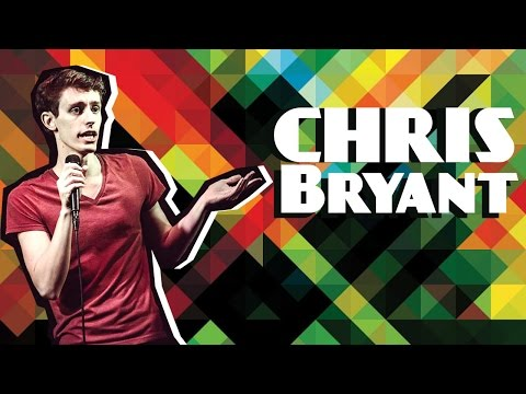 Chris Bryant STANDUP at the Super Secret Comedy