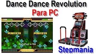 stepmania para pc - stepmania online