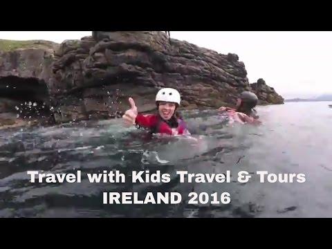 Clare Island Ireland Coasteering