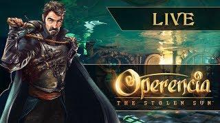 Zagrajmy w Operencia: The Stolen Sun PL | LECIMY PO 600 SUBÓW! #live #giveaway