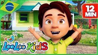 A Ram Sam Sam - Músicas Infantis | LooLoo Kids Português