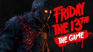 JASON IS HERE! | Friday the 13th The Game #1 Ft. ImDontai, Jinx, Koollee and Homies!