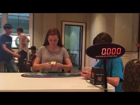 10.11 Comp PB single (sub 10 fail) | Raleigh Rubik's Rally 2017