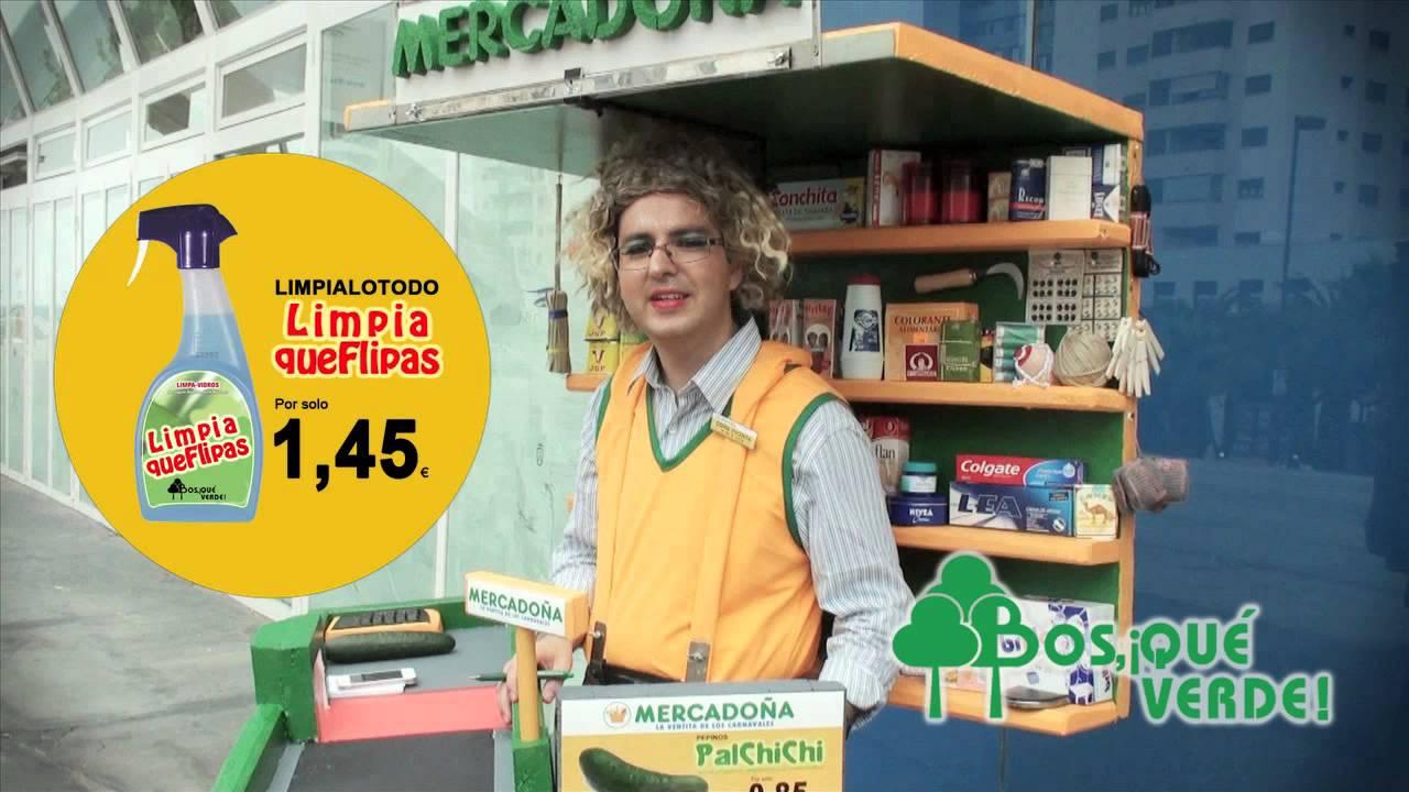 Mercado a disfraz carnaval 2013 productos de limpieza for Productos limpieza coche mercadona