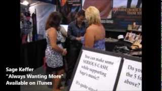 "CMA Music Festival, ""Always Wanting More""/ Sage Keffer greets his fans: Day 4 Video 3"