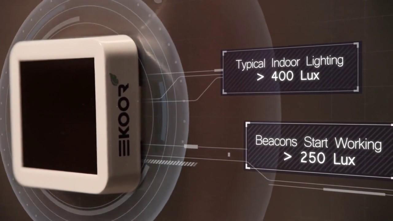 EKOOR Proximity Beacons   Kickstarter Video Campaign