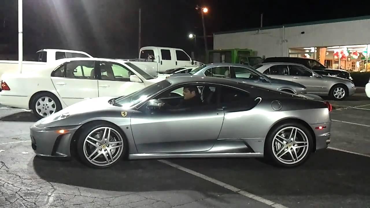 Ferrari F430 F1 Grigio Silverstone Metallic Youtube