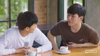 This Relationship Started With A Accidental Kiss  .... Pete ♥ Kao [Kiss Me Again the series]