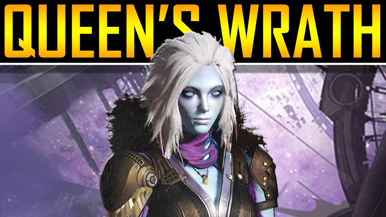Queen s Wrath - Destinypedia the Destiny encyclopedia