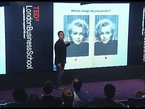 TEDxLondonBusinessSchool - Nader Tavassoli - Disruptive Marketing & the Cost of Irrelevance