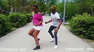 Korede Bello - SOTE Dance Video by RÉvs & Phumla || Viral Dance Choreography Video 2018 || Russia ||