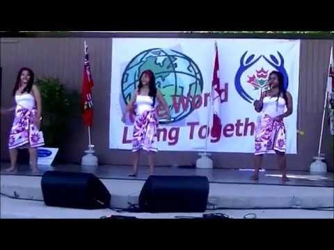Ravinala Dance Group (Tarika Ravinala) - Salegy mix 01