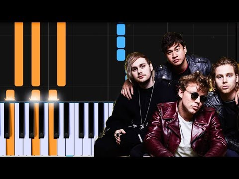 5 Seconds Of Summer  Why Wont You Love Me Piano Tutorial  Chords  How To Play