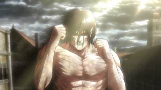 Repeat youtube video Attack on titan - New divide (Linkin Park)
