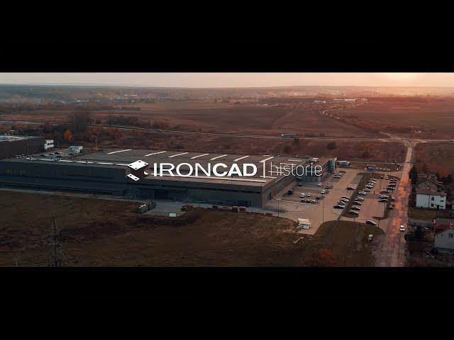 IRONCAD Historie - Aluron