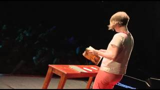 The Courage of Poetry:  Alicia Stallings at TEDxThessaloniki